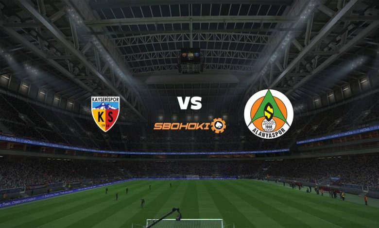 Live Streaming Kayserispor vs Alanyaspor 2 Februari 2021 1