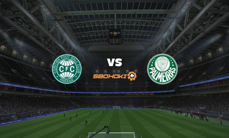 Live Streaming Coritiba vs Palmeiras 8 Februari 2021 1
