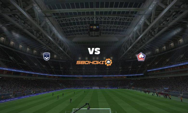 Live Streaming  Bordeaux vs Lille 3 Februari 2021 1