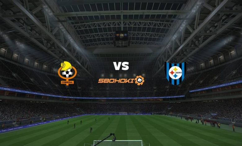 Live Streaming  Cobresal vs Huachipato 8 Februari 2021 1