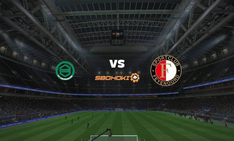 Live Streaming FC Groningen vs Feyenoord 7 Februari 2021 1