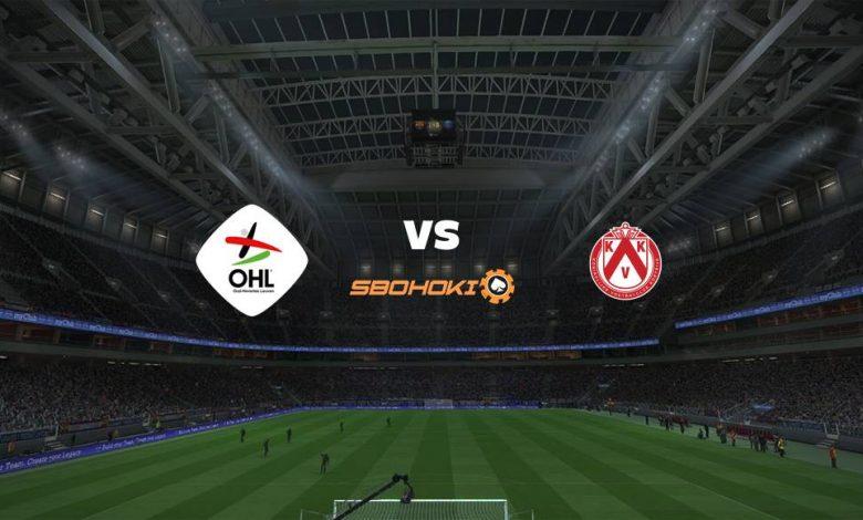 Live Streaming  Oud-Heverlee Leuven vs KV Kortrijk 12 Februari 2021 1