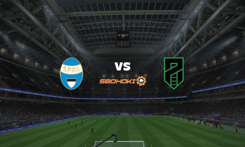 Live Streaming Spal vs Pordenone Calcio 9 Februari 2021 1