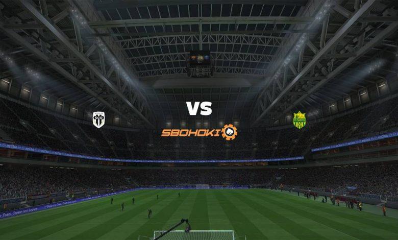 Live Streaming Angers vs Nantes 14 Februari 2021 1