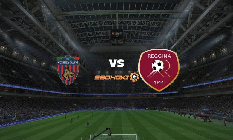 Live Streaming  Cosenza vs Reggina 15 Februari 2021 1