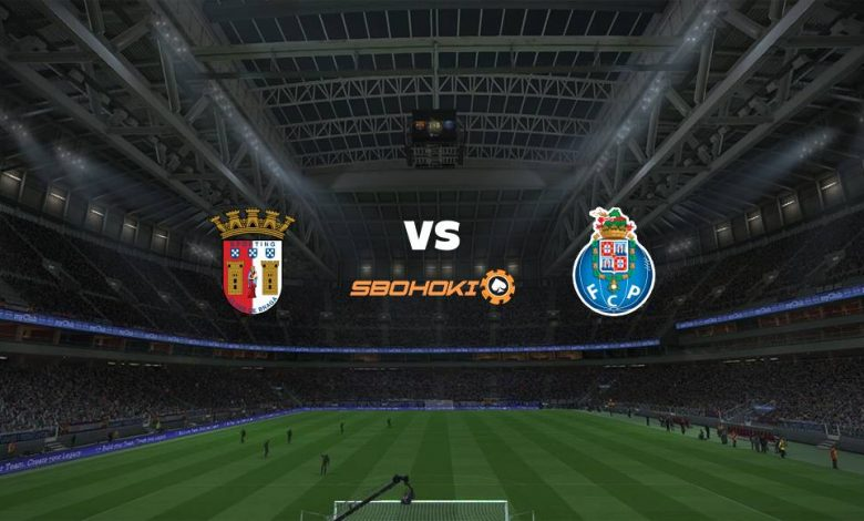 Live Streaming  Braga vs FC Porto 7 Februari 2021 1