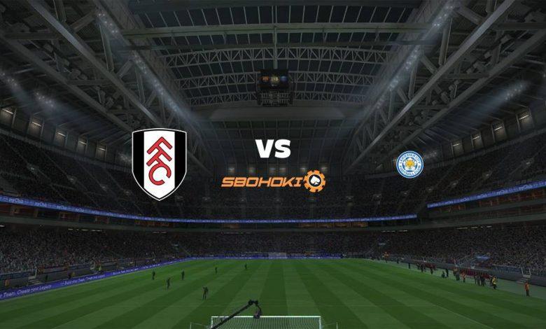 Live Streaming  Fulham vs Leicester City 3 Februari 2021 1