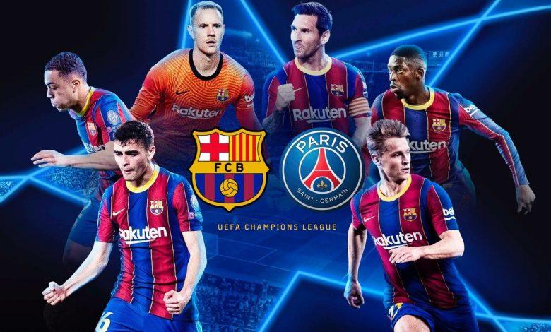 Barcelona VS PSG: Koeman Berharap kepada Messi 1