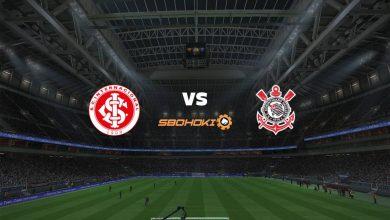 Photo of Live Streaming  Internacional vs Corinthians 26 Februari 2021