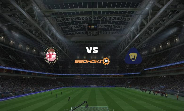 Live Streaming  Toluca vs Pumas UNAM 14 Februari 2021 1