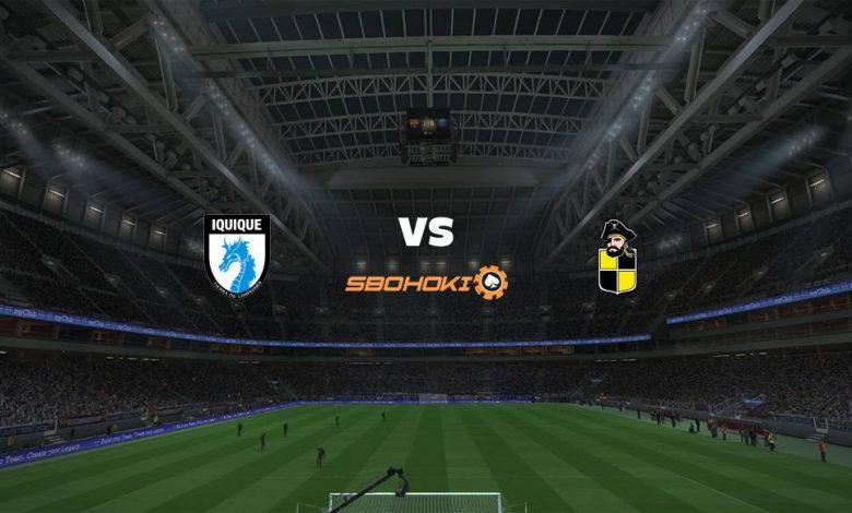 Live Streaming  Deportes Iquique vs Coquimbo Unido 2 Februari 2021 1