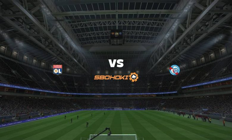 Live Streaming  Lyon vs Strasbourg 6 Februari 2021 1