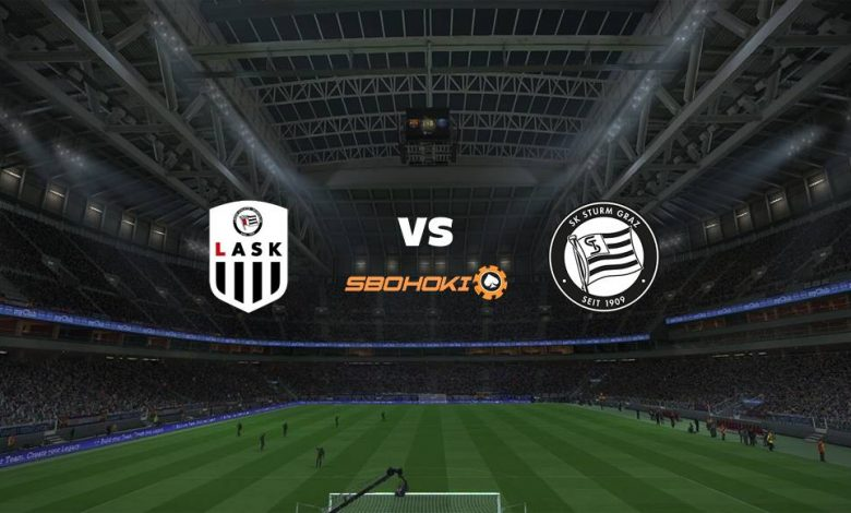Live Streaming  LASK Linz vs SK Sturm Graz 14 Februari 2021 1