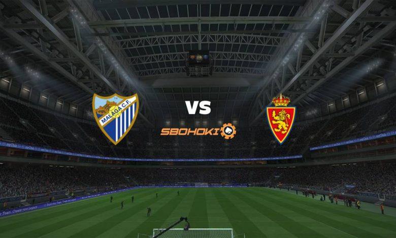 Live Streaming  Málaga vs Real Zaragoza 7 Februari 2021 1