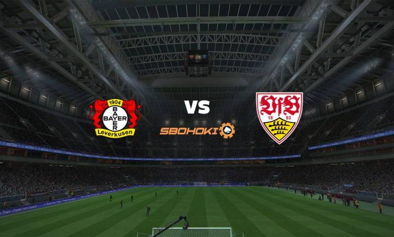 Live Streaming  Bayer Leverkusen vs Stuttgart 6 Februari 2021 1