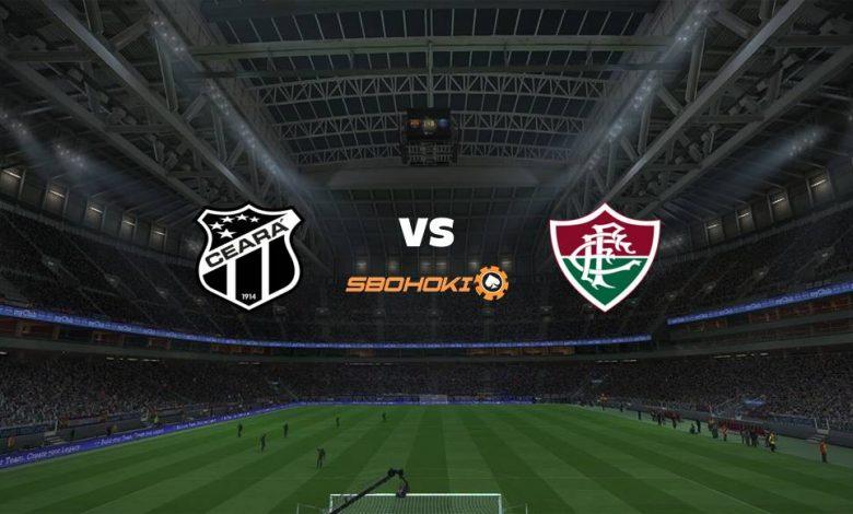 Live Streaming Ceará vs Fluminense 15 Februari 2021 1