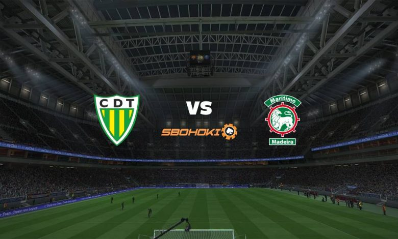 Live Streaming  Tondela vs Maritimo 16 Februari 2021 1