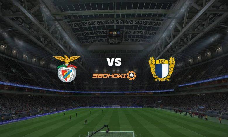 Live Streaming  Benfica vs FC Famalicao 8 Februari 2021 1