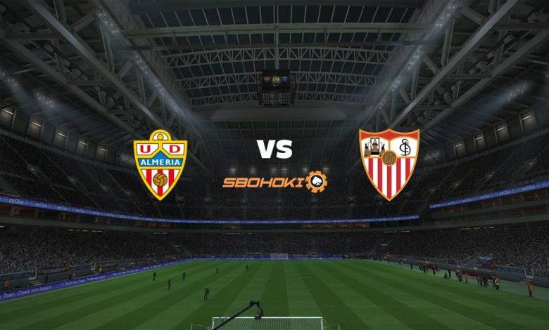 Live Streaming  Almería vs Sevilla 2 Februari 2021 1
