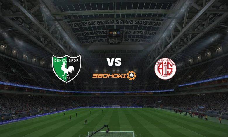 Live Streaming Denizlispor vs Antalyaspor 7 Februari 2021 1