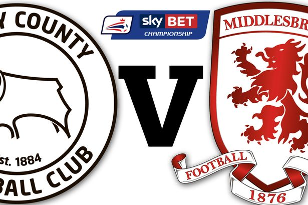 Prediksi EFL Championship Derby County vs Middlesbrough 1