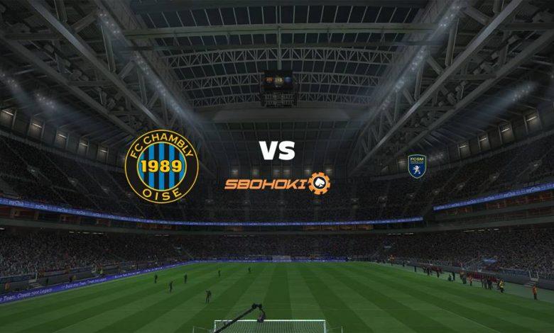 Live Streaming  FC Chambly vs Sochaux 5 Februari 2021 1