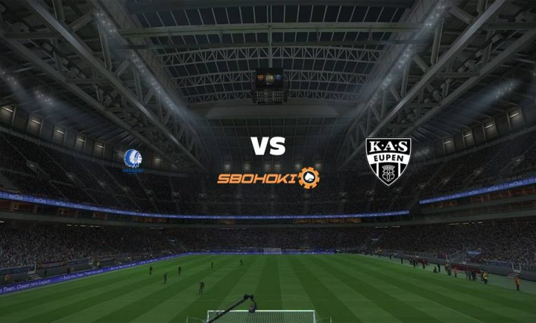 Live Streaming  KAA Gent vs Eupen 7 Februari 2021 1