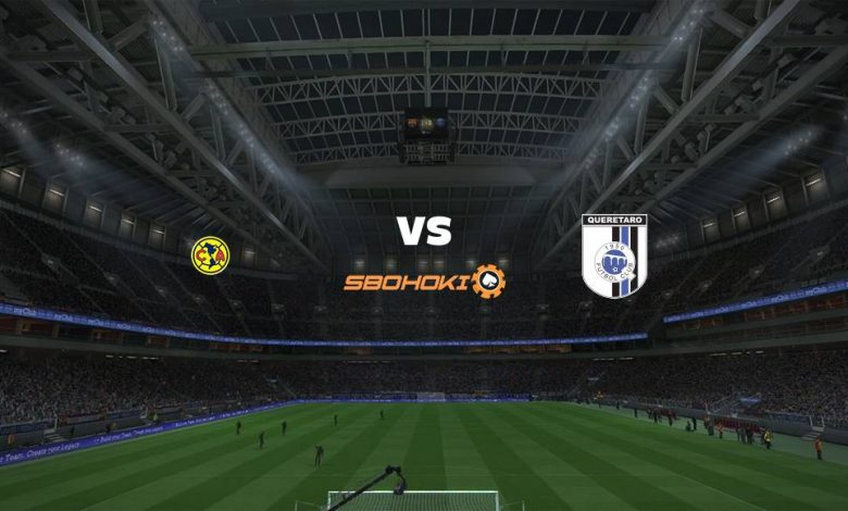 Live Streaming  América vs Querétaro 14 Februari 2021 1