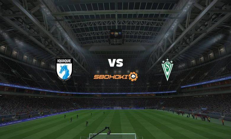 Live Streaming  Deportes Iquique vs Santiago Wanderers 14 Februari 2021 1