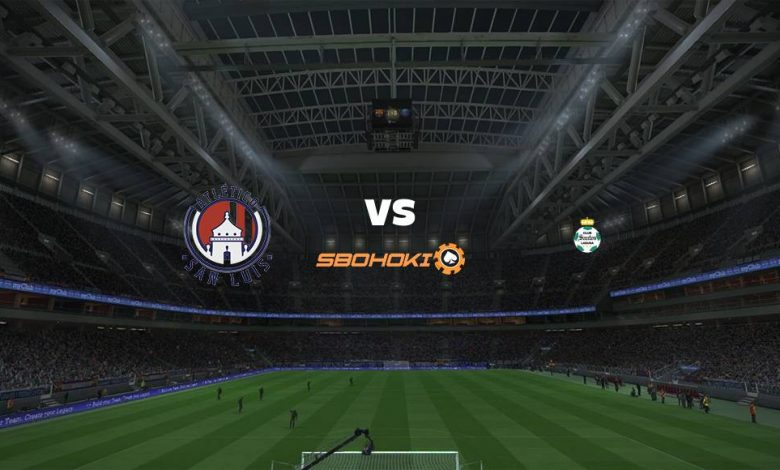 Live Streaming Atlético San Luis vs Santos Laguna 19 Februari 2021 1