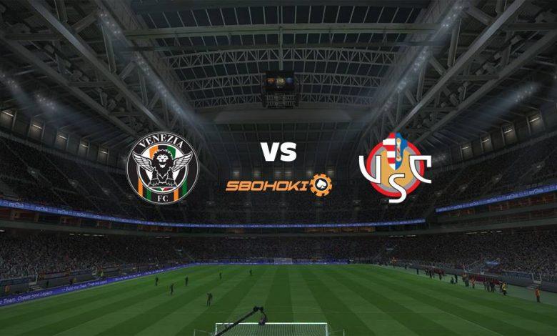 Live Streaming  Venezia vs Cremonese 9 Februari 2021 1