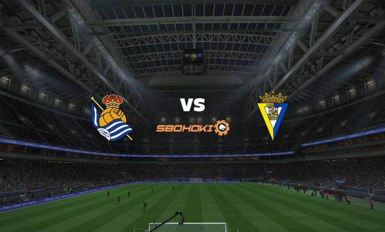 Live Streaming  Real Sociedad vs Cádiz 7 Februari 2021 1