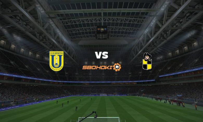 Live Streaming  Universidad de Concepción vs Coquimbo Unido 7 Februari 2021 1