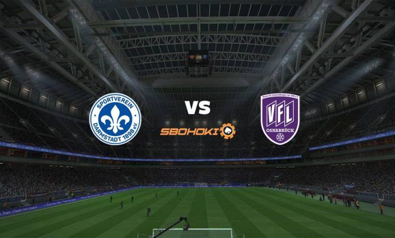 Live Streaming  SV Darmstadt 98 vs VfL Osnabruck 14 Februari 2021 1