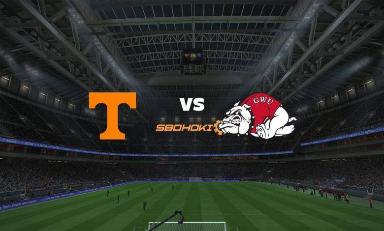 Live Streaming Tennessee Volunteers vs Gardner-Webb 14 Februari 2021 1