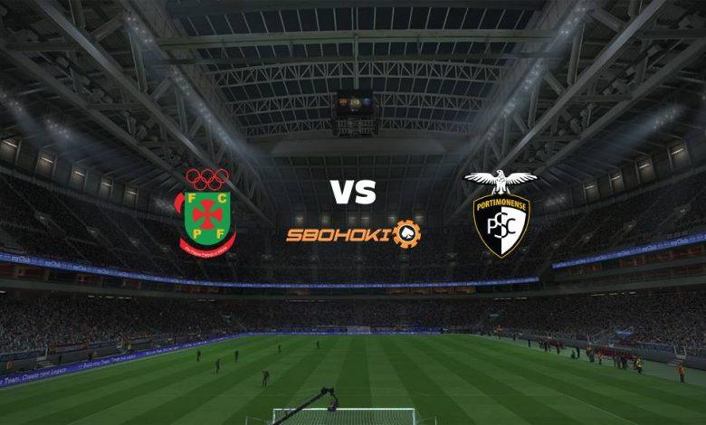 Live Streaming  Paços de Ferreira vs Portimonense 9 Februari 2021 1