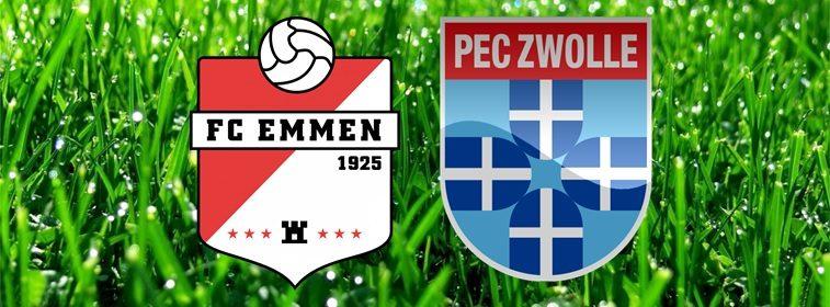Prediksi Sepakbola: FC Emmen vs PEC Zwolle 1