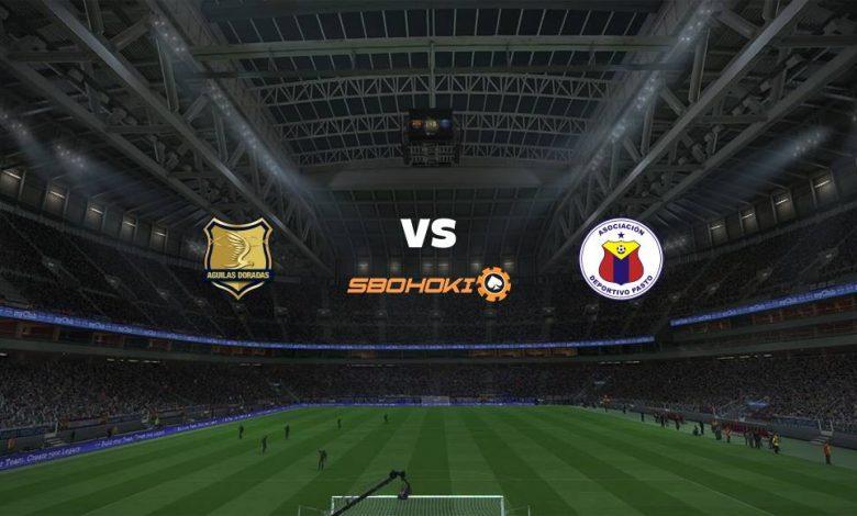 Live Streaming  Rionegro Águilas vs Deportivo Pasto 10 Februari 2021 1