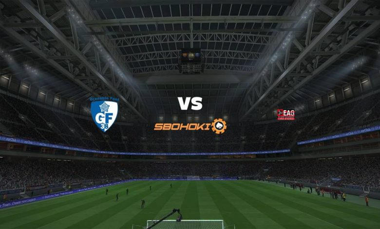 Live Streaming  Grenoble vs Guingamp 3 Februari 2021 1
