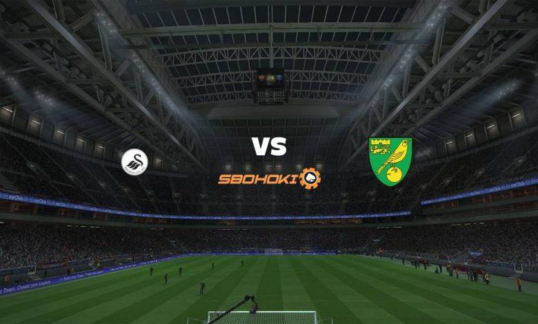 Live Streaming  Swansea City vs Norwich City 5 Februari 2021 1