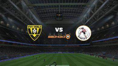 Photo of Live Streaming  VVV-Venlo vs Sparta Rotterdam 7 Februari 2021