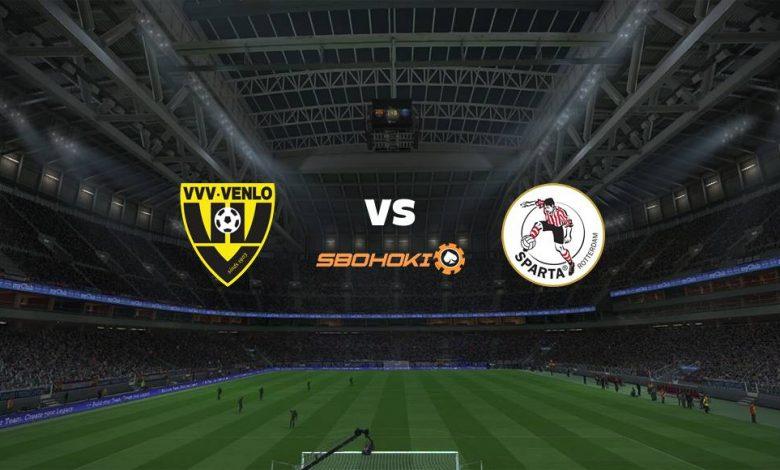 Live Streaming  VVV-Venlo vs Sparta Rotterdam 7 Februari 2021 1