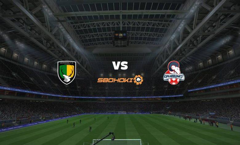 Live Streaming  Venados FC vs Cimarrones de Sonora 3 Februari 2021 1
