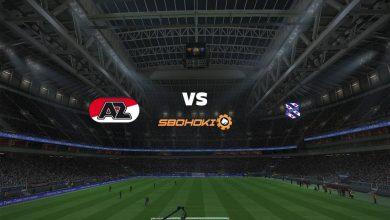 Photo of Live Streaming  AZ Alkmaar vs Heerenveen 14 Februari 2021