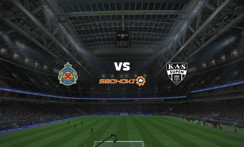 Live Streaming  Waasland-Beveren vs Eupen 17 Februari 2021 1