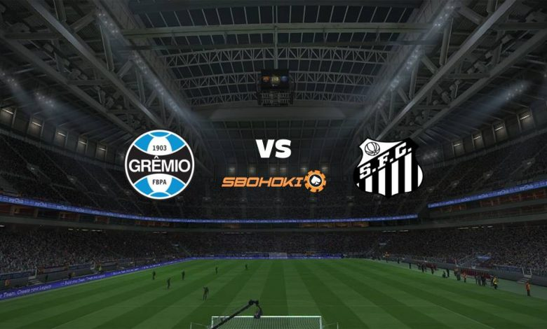 Live Streaming  Grêmio vs Santos 3 Februari 2021 1