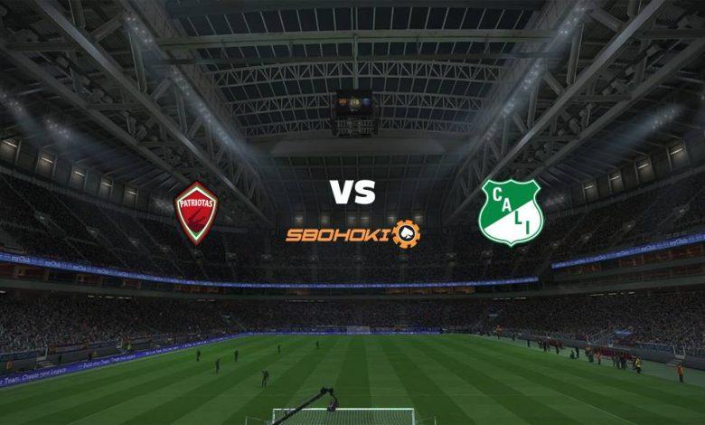 Live Streaming  Patriotas vs Deportivo Cali 7 Februari 2021 1