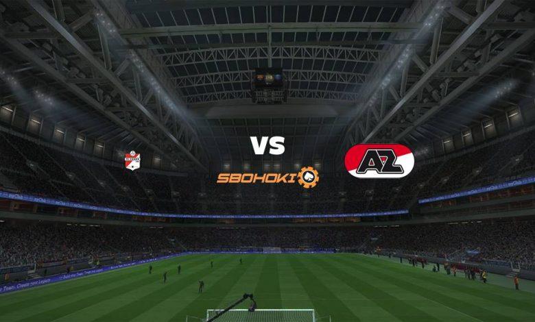 Live Streaming  FC Emmen vs AZ Alkmaar 6 Februari 2021 1