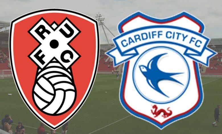 Prediksi Sepak Bola: Rotherham United vs Cardiff City 1