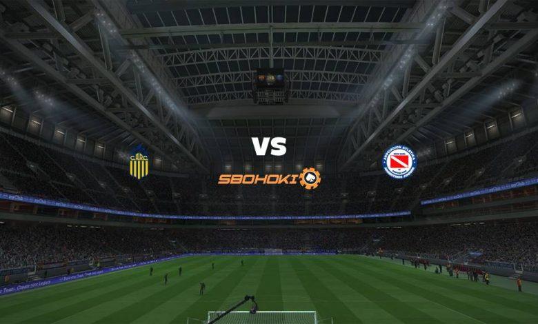 Live Streaming  Rosario Central vs Argentinos Juniors 15 Februari 2021 1